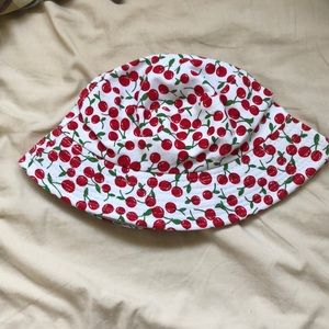 Cherry Bucket Hat